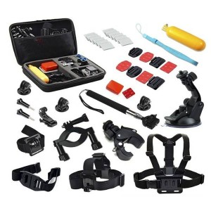 GOPRO 40 IN 1 ULTIMATE ACCESSORIES KIT