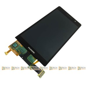 Huawei P6 LCD Digitizer Assembly Black