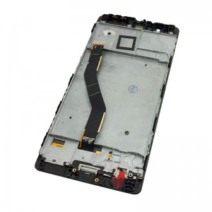 Huawei P9 Plus LCD Digitzer With Frame