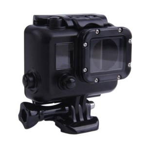 Blackout housing for GoPro Hero 4/3+/3