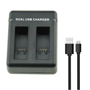 Dual Charger For Gopro Hero 5