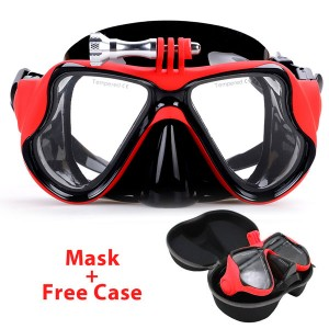 GoPro Scuba Diving Mask With Gopro Mount