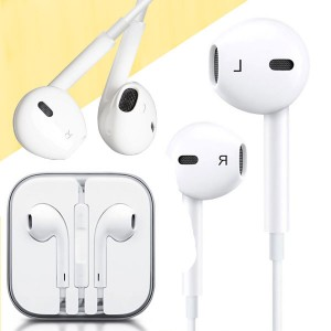 iPhone Earpods with 3.5mm Jack