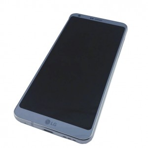 LG G6 LCD Digitizer With Frame Blue