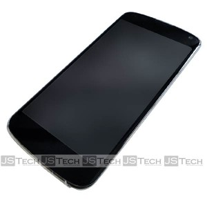 LG Nexus 4 LCD Digitizer Screen Frame