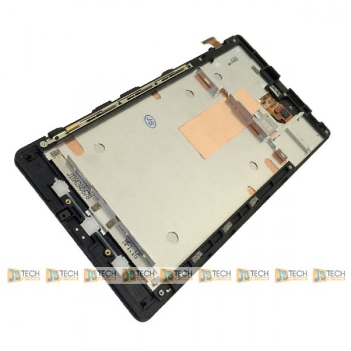 lumia 1520 lcd digitizer with frame