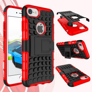 Rugged Hybrid Case for iPhone 7