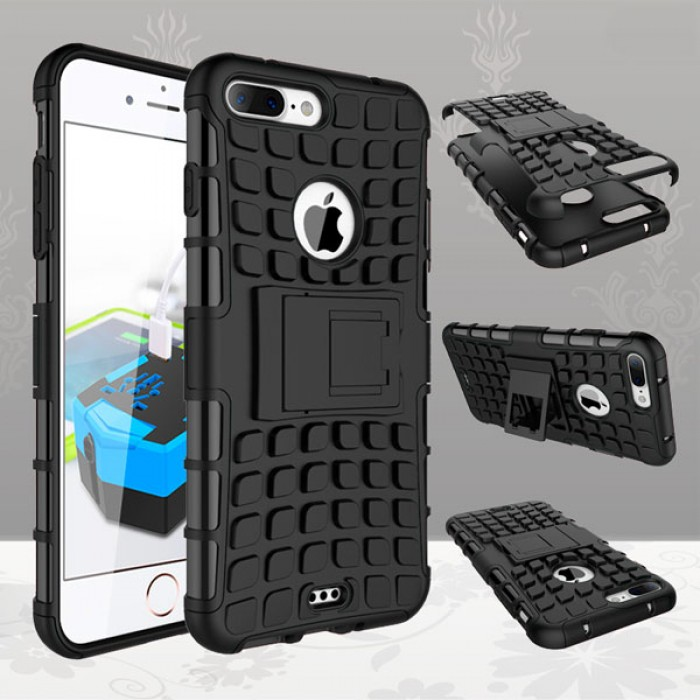 Rugged Hybrid Case for iPhone 7 Plus