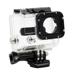 GoPro Waterproof Clear Housing ( Standard 40MM )