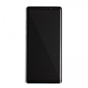 Galaxy Note 8 LCD Digitzer With Frame