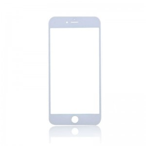 iPhone 5s Lens Screen White