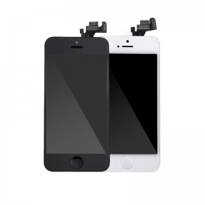 iPhone 5 LCD Digitizer Full Front Assembly